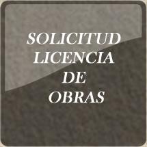 Solicitud de Licencia de obras