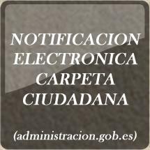 Notificacion Electronica Carpeta Ciudadana - administracion.gob.es