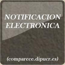 Notificaciones Electronicas - Comparece