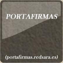 sistema Portafirmas, desde el que podrá gestionar los documentos que hayan sido remitidos para su firma electrónica